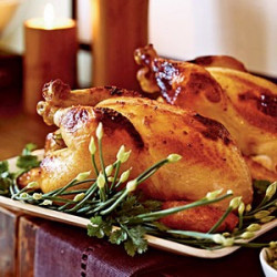Easiest and Best Roasted Chicken